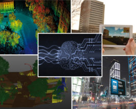 IA, RA, données massives et géospatial