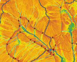 Cartographie hydrographique